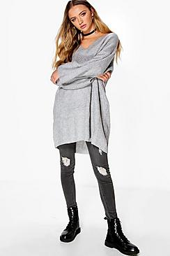 Esme Oversized Wide Sleeve Jumper