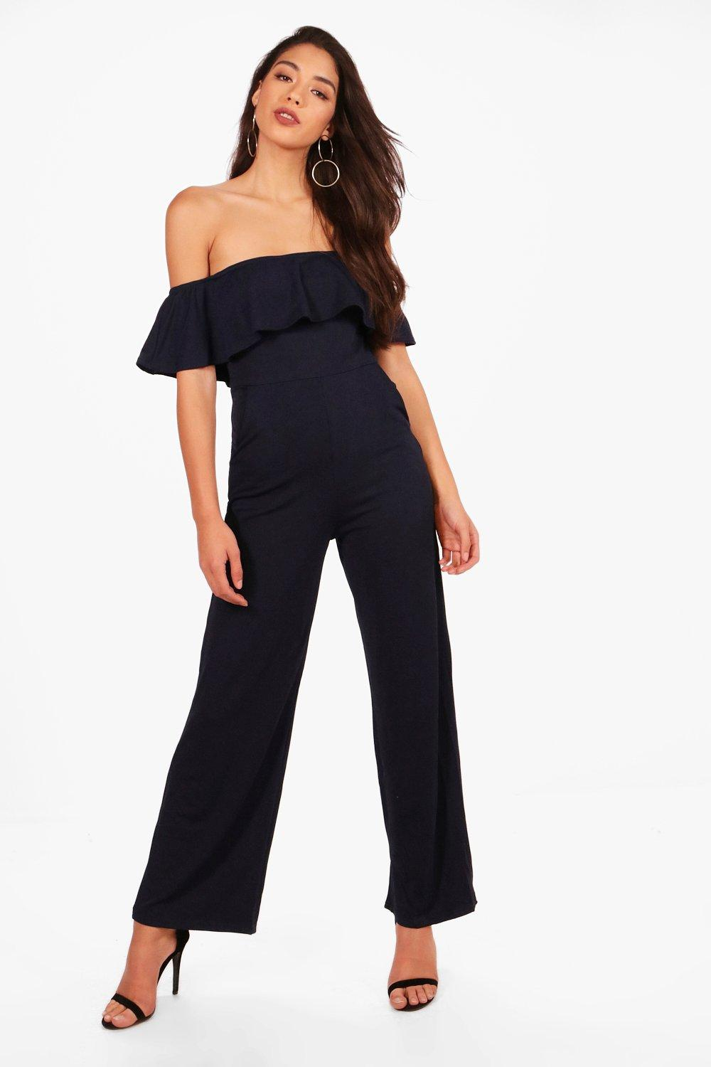 Shop for wide leg jumpsuit at warmongeri.ga Free Shipping. Free Returns. All the time.