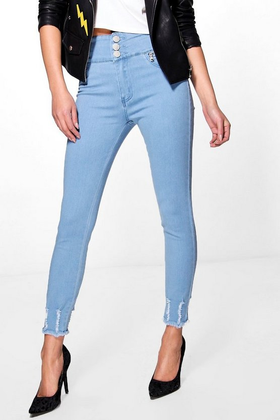 Jane High Rise Skinny Jeans