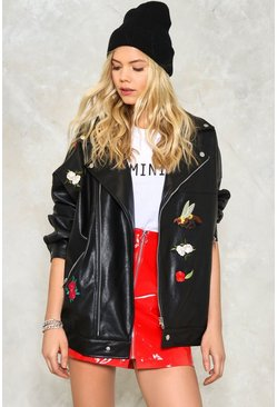 Olivia Embroidered Jacket