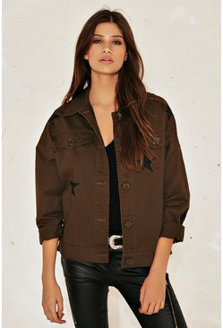 Michelle Star Jacket