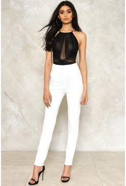 Niamh High-Waisted Pants