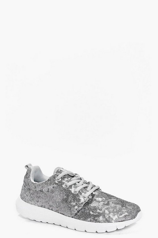 Sophie Sequin Runner Trainer