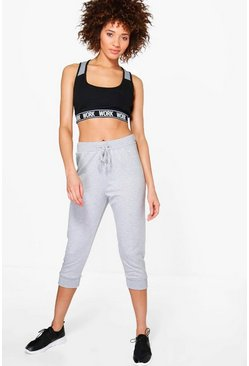 Lola Fit Crop Running Joggers