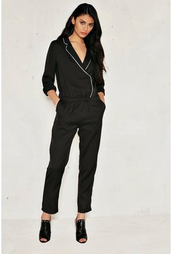 Skye Plunging Jumpsuit