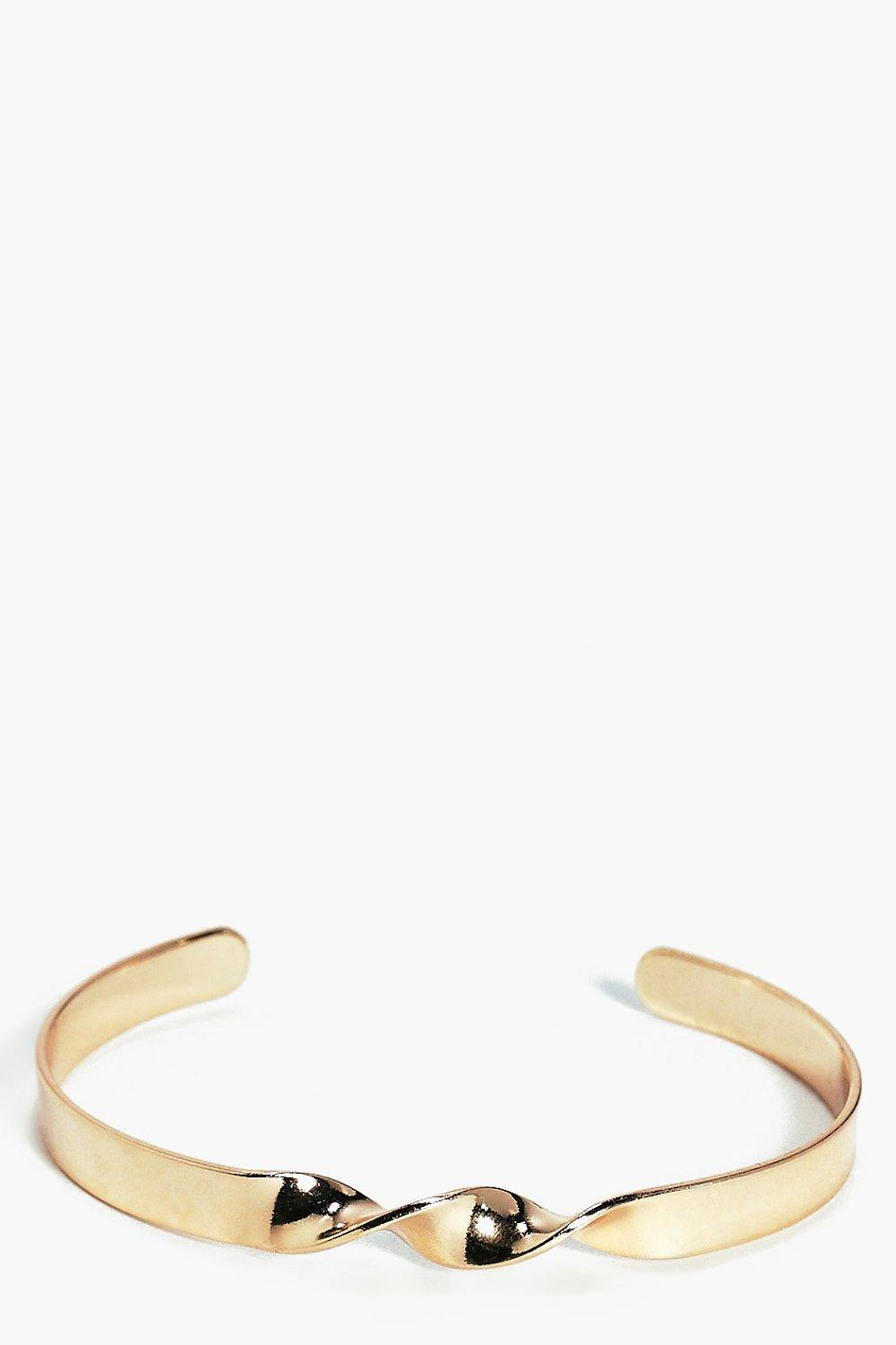 Aimee Twisted Simple Bracelet