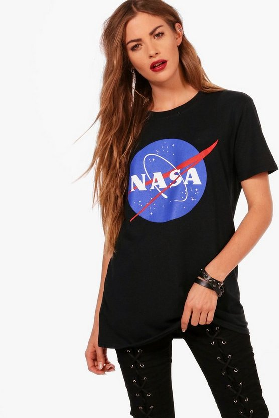 Emma Nasa Licence T-Shirt