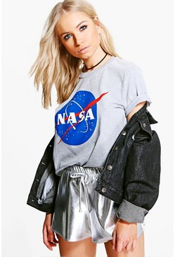 Emma Nasa License T-Shirt