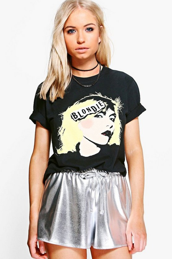 Lorna Blondie Oversized Licence T-Shirt