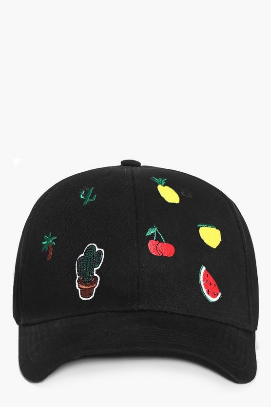 Alexis Pineapple & Watermelon Baseball Cap