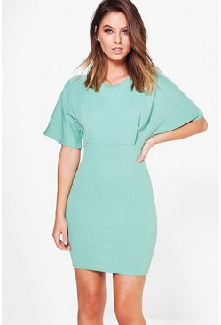 Freyluce Wiggle Bodycon Dress