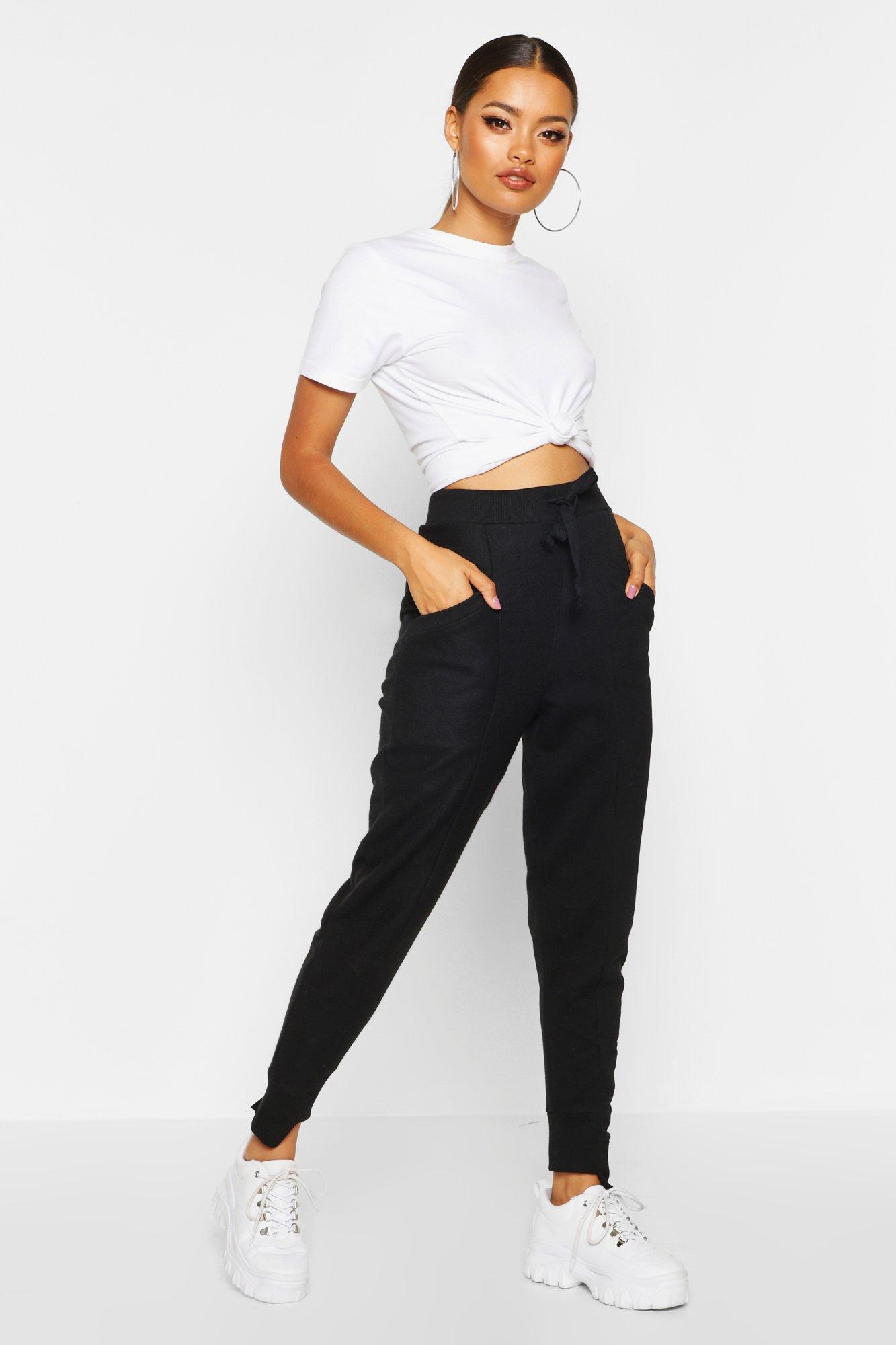 Купить Брюки, Спортивные брюки для бега с отделкой из контрастной ткани, boohoo
