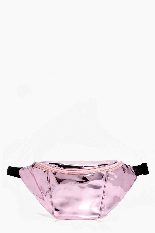 Holographic Bumbag - pink - Frances Holographic Bu