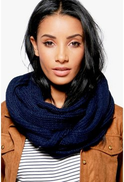 Lara Fishermans Knit Oversize Snood