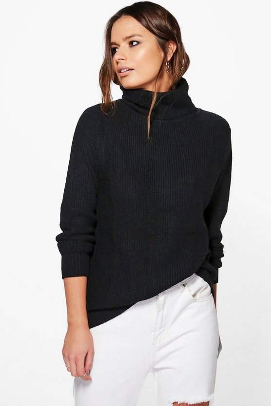 Eve Soft Knit Oversized Jumper