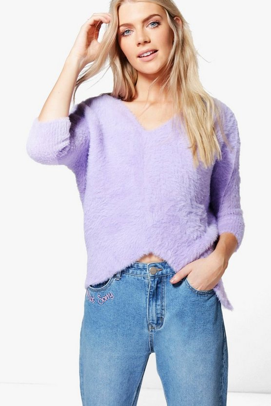 Katie Supersoft Fluffy Jumper