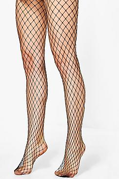 Phillipa Large Net Fishnet Tights