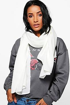 Ivy Fine Knit Supersoft Oversize Scarf