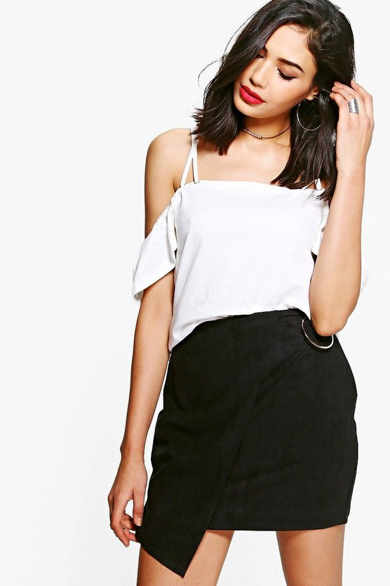 Lizzy Multi Strap Off The Shoulder Top