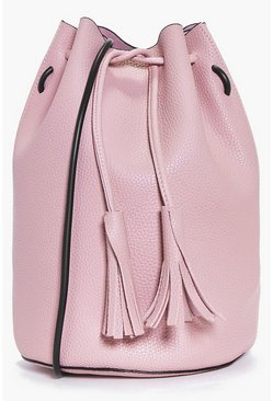 Diana Tall Drawstring Duffle Bag