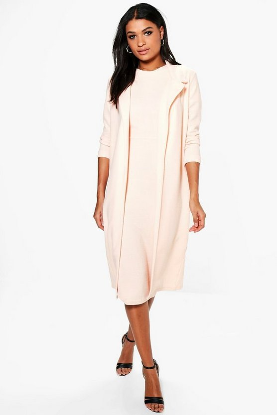 Hollie Longline Duster