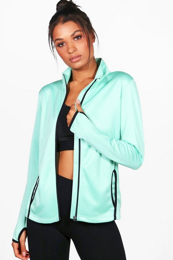 Emma Fit Sports Jacket