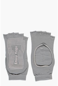 Megan Fit Anti Slip Yoga Socks