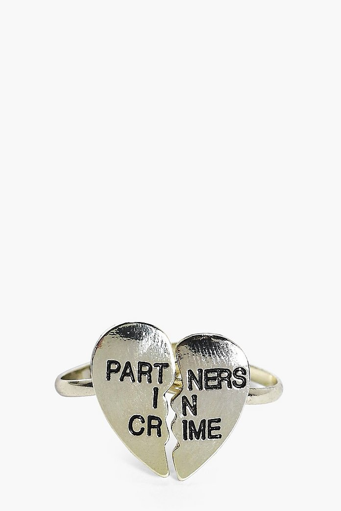 Molly Partners In Crime Ring Pack