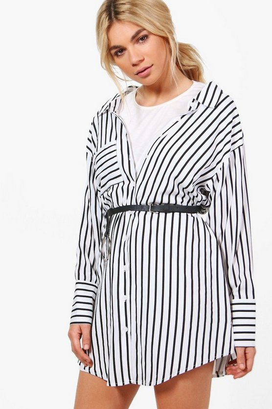 Lilou 2 in 1 Shirt Dress