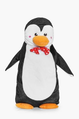 Novelty Christmas Penguin Hot Water Bottle