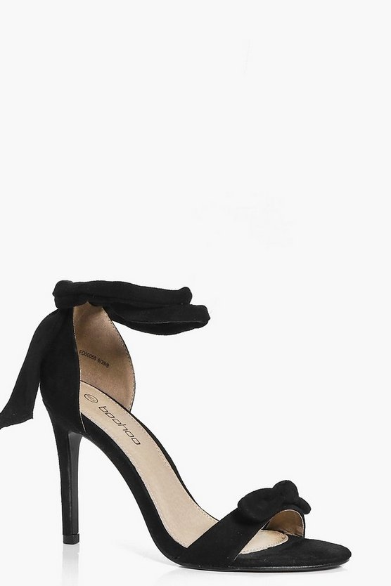 Orla Bow Trim Two Part Heels
