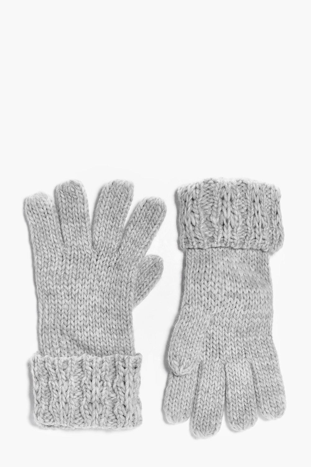 Zoe Knitted Gloves