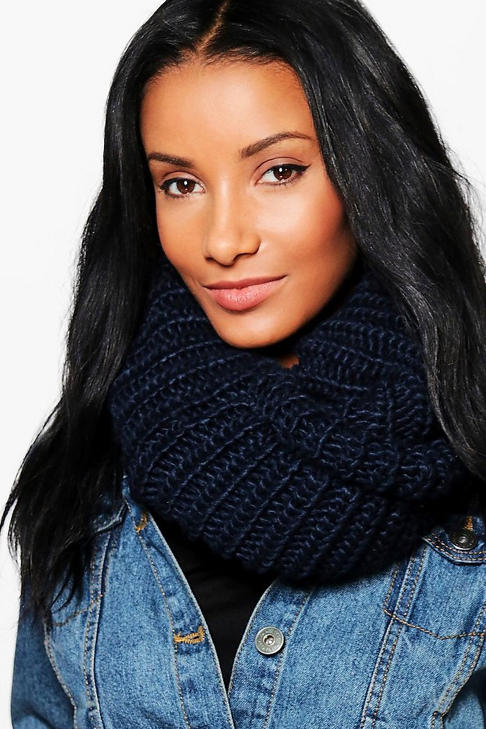 Erin Chunky Knit Snood