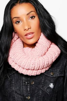 Abigail Chunky Knit Snood