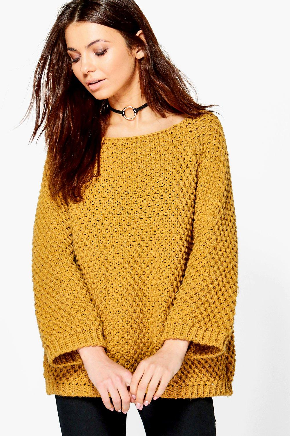 Bella Fisherman Jumper