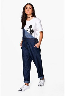 Emily Relaxed Fit Dungarees