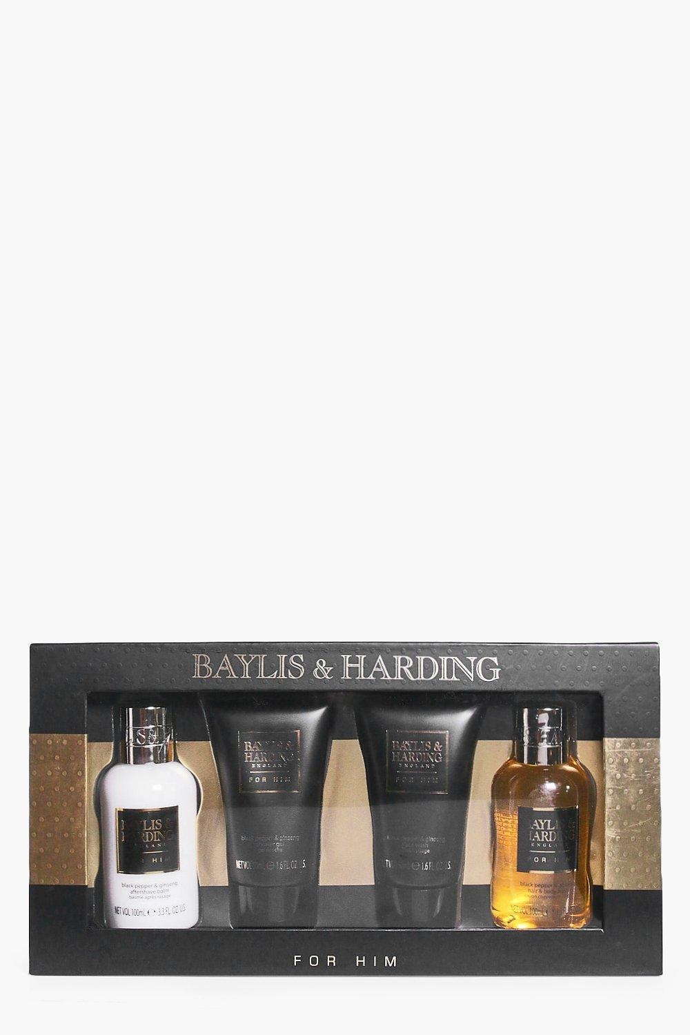 Black Pepper Hair & Body Gift Set For Him