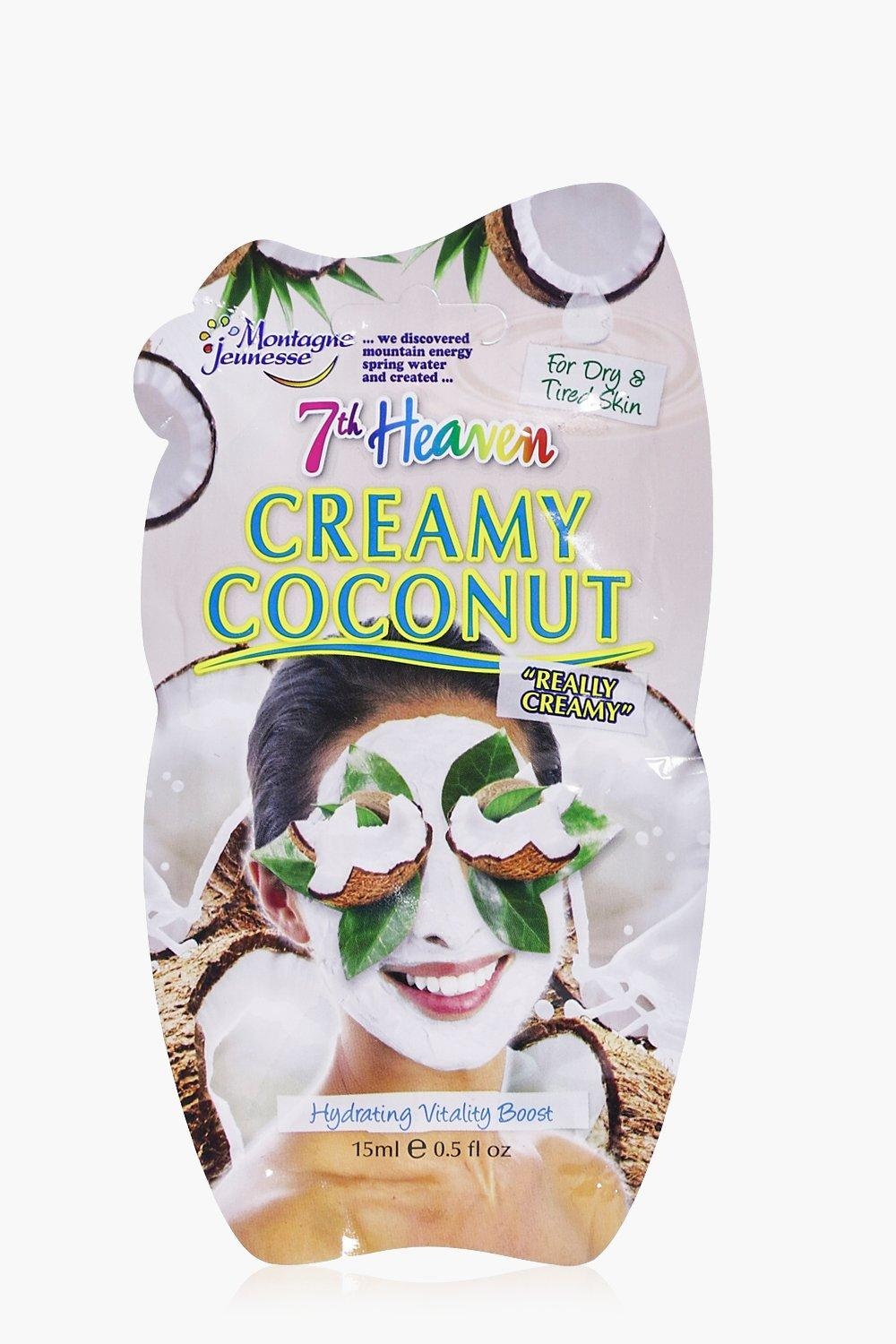Creamy Coconut Face Mask