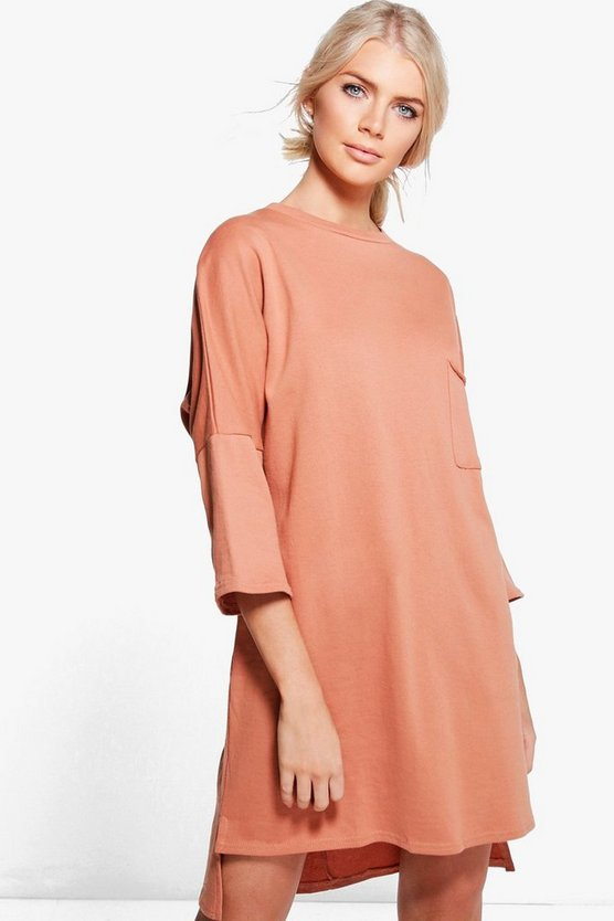Eleanor Pocket Sweat Dress