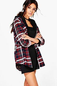 Tamsin Check Flannel Shirt