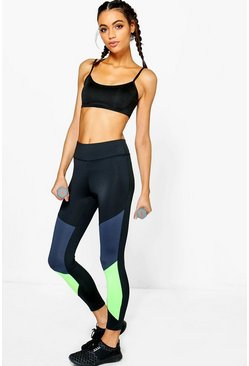 Isobel Fit Colour Block Running Legging