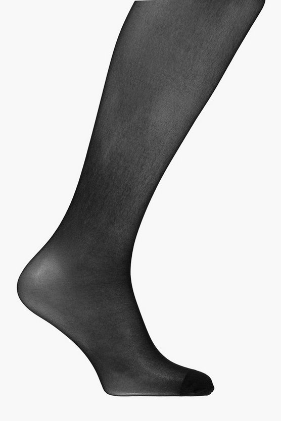 Saskia 2 Pack 15 Denier Tights