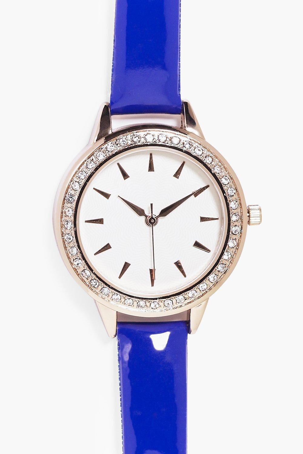 Zoe Bauble Bauble Present Diamante Watch