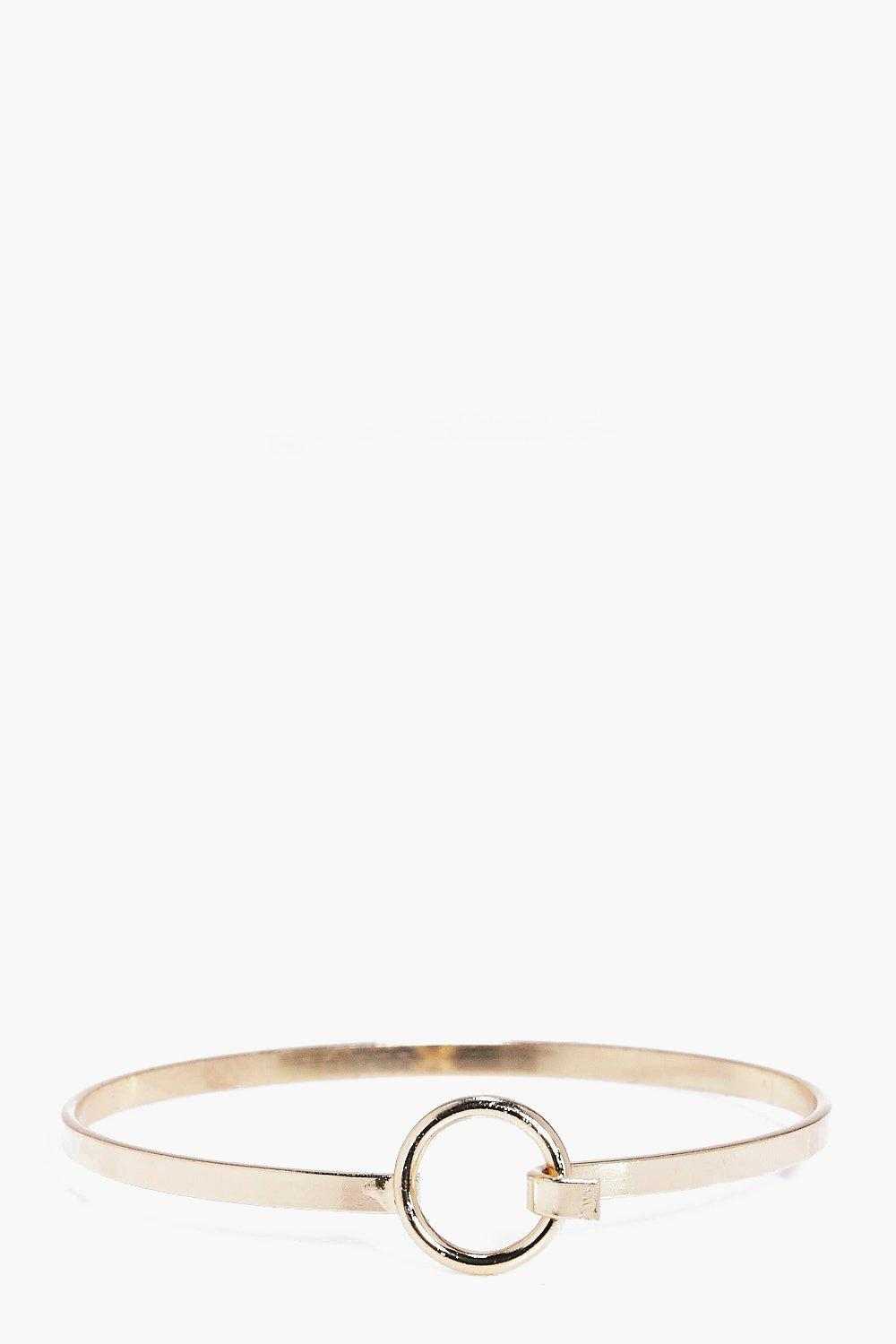 Natasha Circle Detail Bangle