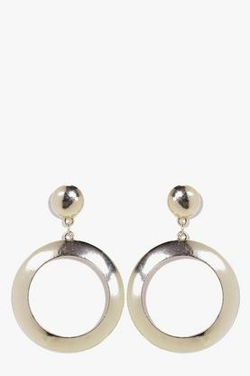 Clara Circle Detail Earrings