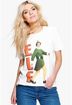 Hallie Elf Licence T-Shirt