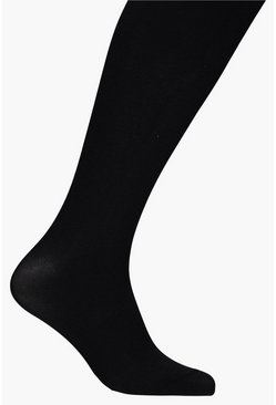 Niamh 70 Denier Black Tights
