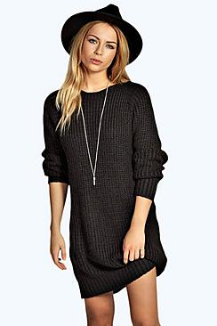 Lexi Soft Knit Jumper Dress