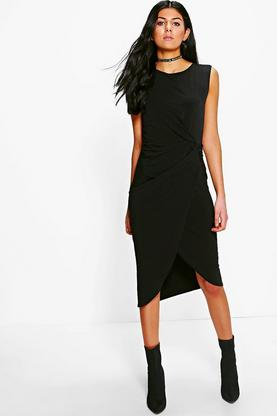 Lexi Drape Midi Dress