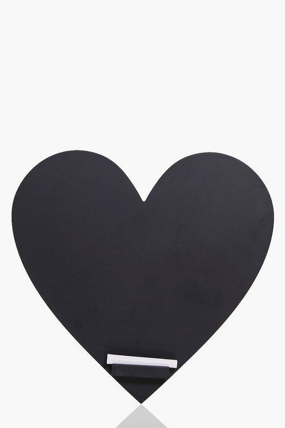 Heart Chalk Board
